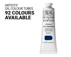 ARTIST OIL COLOUR TUBES