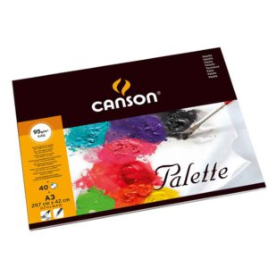 CANSON PALETTE TEAR OFF A3