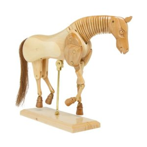 HORSE FIGURE 12' '