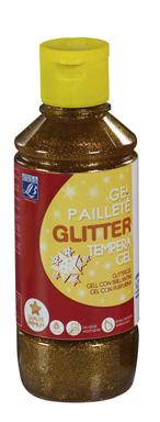 LB GLT GEL 250ML GOLD