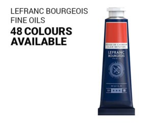 LEFRANC BOURGEOIS FINE OILS