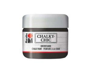 CHALKY CHIC 225ML EBONY