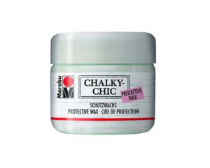CHALKY CHIC 225ML PROTECTIVE WAX WHITE