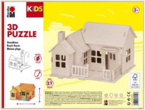 3D PUZZLE BEACH HOUSE