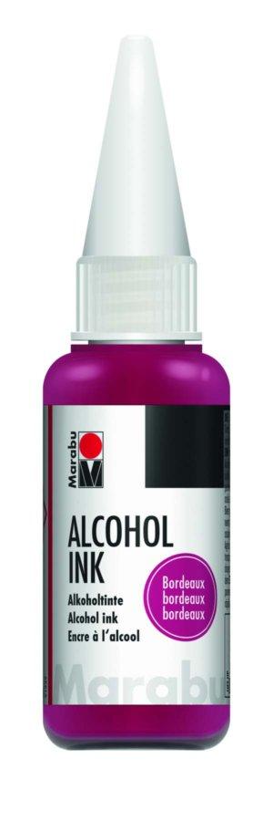 ALCOHOL INK 20ML BORDEAUX