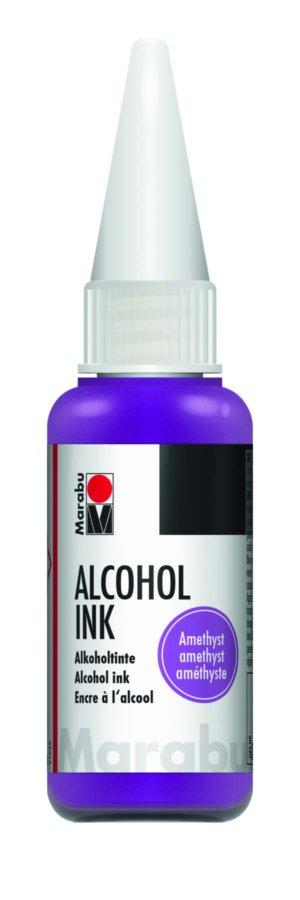 ALCOHOL INK 20ML AMETHYST