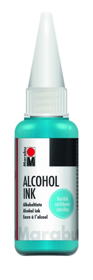 ALCOHOL INK 20ML CARIBBEAN