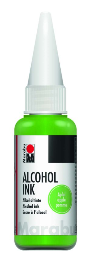 ALCOHOL INK 20ML APPLE