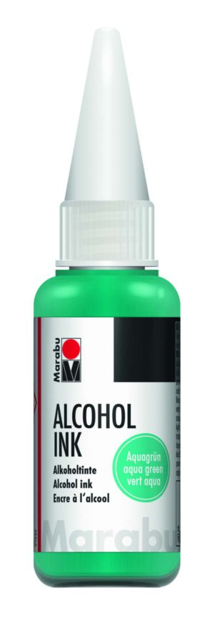 ALCOHOL INK 20ML AQUA GREEN