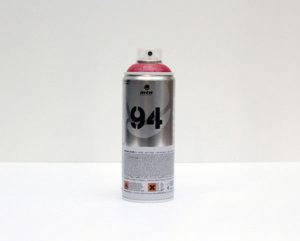 MTN MATT CLANDESTINE RED 400ML AERO