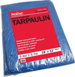 RODO TARPAULINS 5.4 X 3.7MT