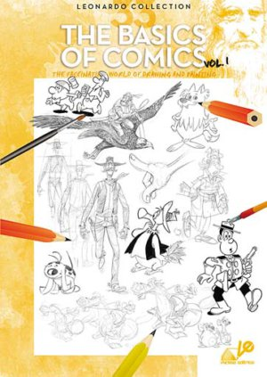 VIN THE BASIC OF COMICS 33