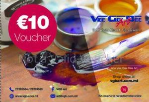 VOUCHER EUR10