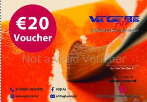VOUCHER EUR 20