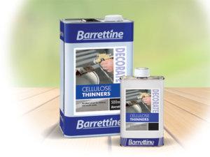 BARRETTINE CELLULOSE THINNER 500ML