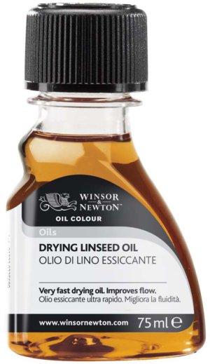 OMV 75ML LIN OIL DRYING