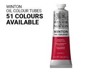WINTON OIL COLOUR TUBES
