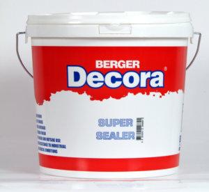 BERGER DECORA SUPER SEALER